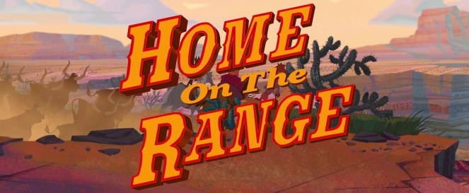 40. Home on the Range