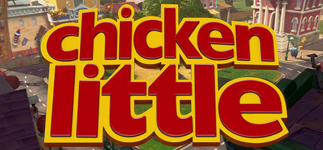 41. Chicken LIttle
