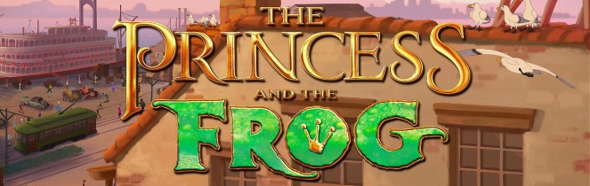 44. Princess and the Frog